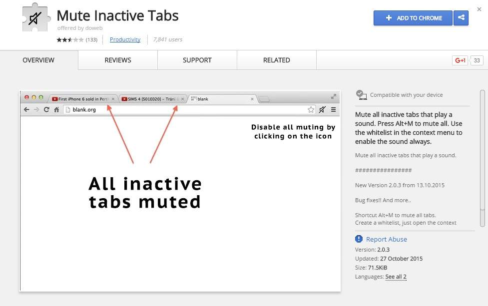 Automatically-mute-tabs-in-chrome-screenshot1