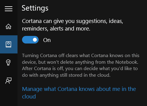 cortana-search-settings