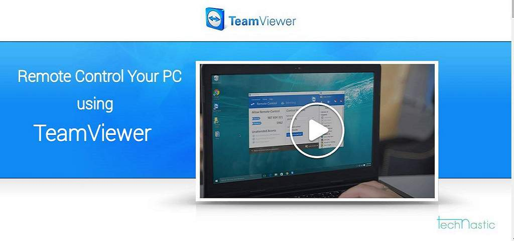 Remote-control-your-pc-using-teamviewer