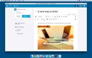 WordPress for Mac