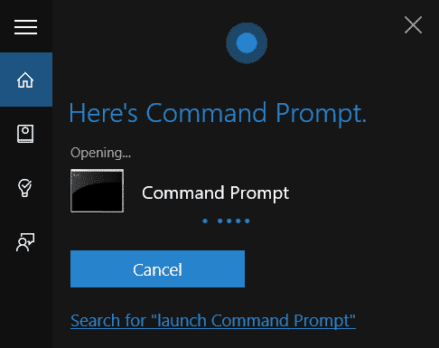 cortana-cmd-launch