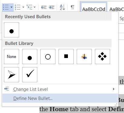 msword-define-new-bullet