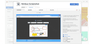 Nimbus Screenshot