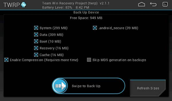 How to Take Full Backup of Your Android Device | Technastic