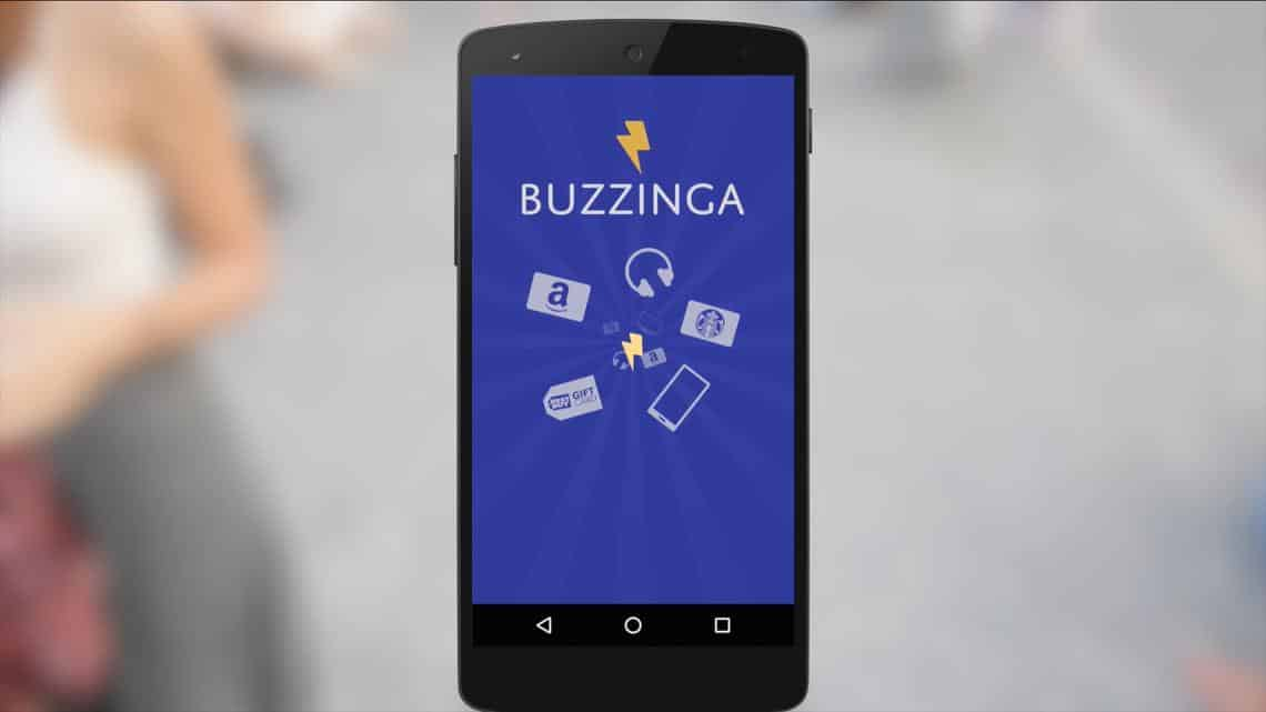 buzzinga money-making app