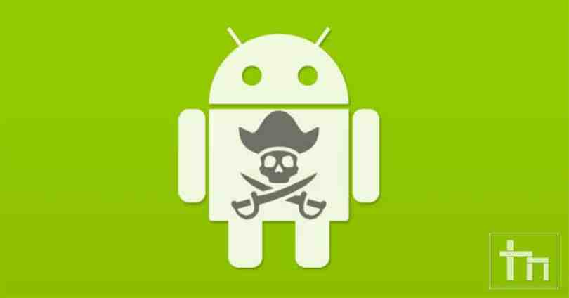 Piracy-on-Android