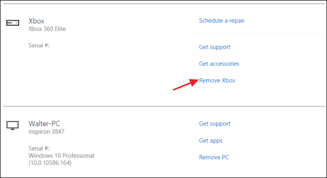 Remove Device From Microsoft Account - 2