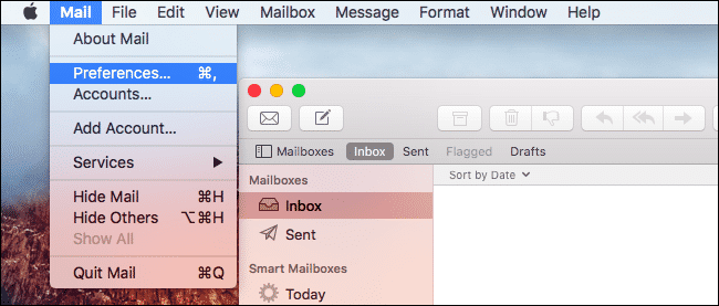 Change Web Browser And Email Client - 3