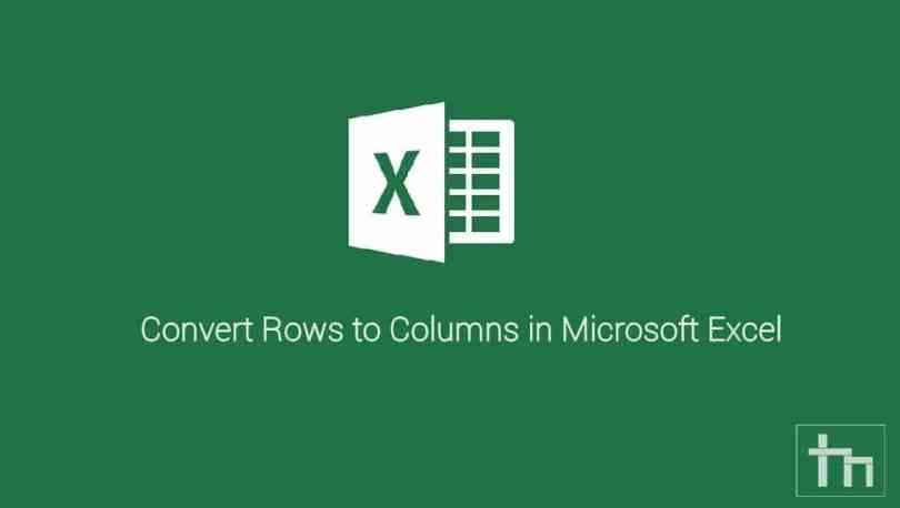 Convert_row_to_column