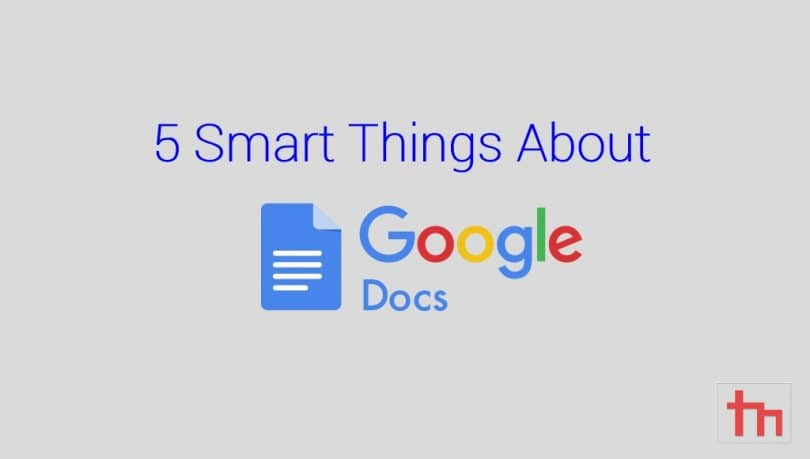 5 smart things that you can do with google docs technastic. Black Bedroom Furniture Sets. Home Design Ideas