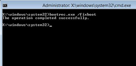 bootrec-fixboot