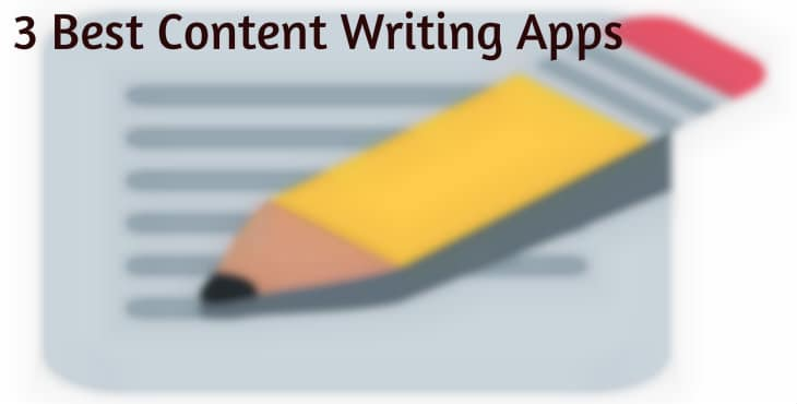 Best Content Writing Apps