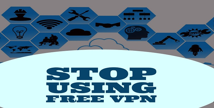 Stop Using Free VPN