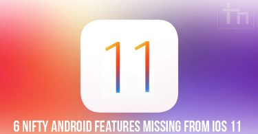 6 Nifty Android Features Missing from iOS 11