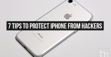 Tips to Protect your iPhone from Hackers