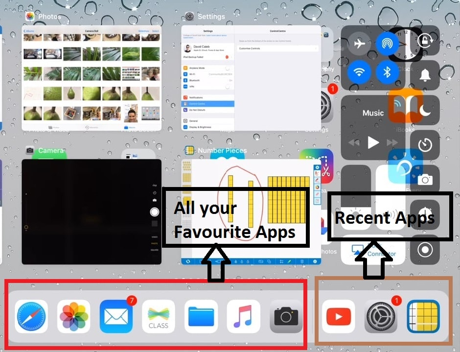 how to delete multiple apps on ipad