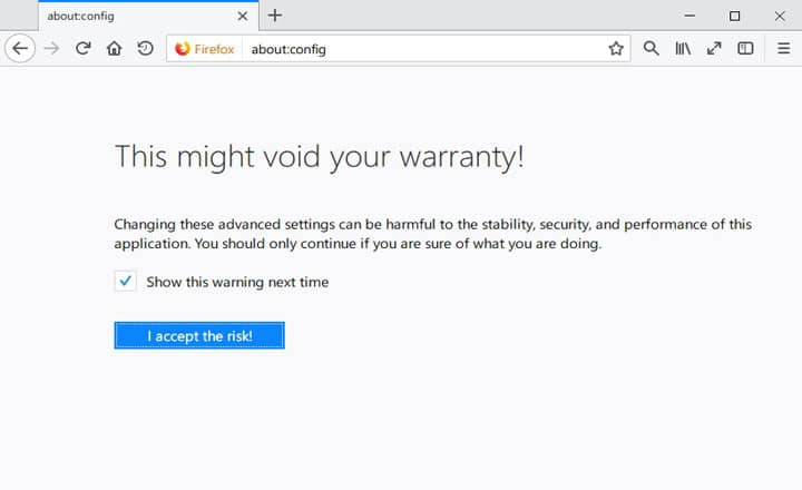 Some Things You Might Want To Do After Installing Firefox Quantum (Firefox 57)