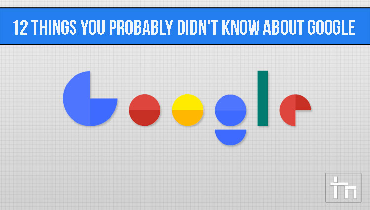 12 Things You Probably Didn't Know About Google