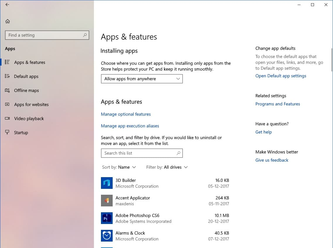 What Are Windows 10 App Add-Ons And How To Uninstall Them