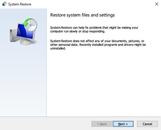 How To Create And Use System Restore On Windows 10