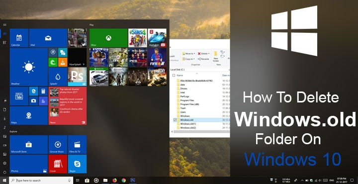how to force delete folder windows
