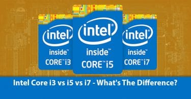 Intel Core i3 vs i5 vs i7