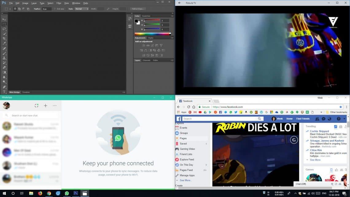 Multitasking Tips For Windows 10