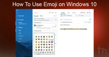 How To Use Emoji on Windows 10
