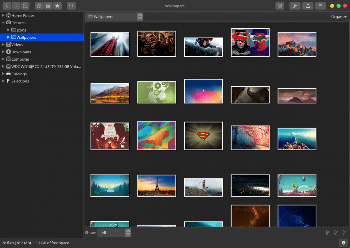 Photo Management Software For Linux