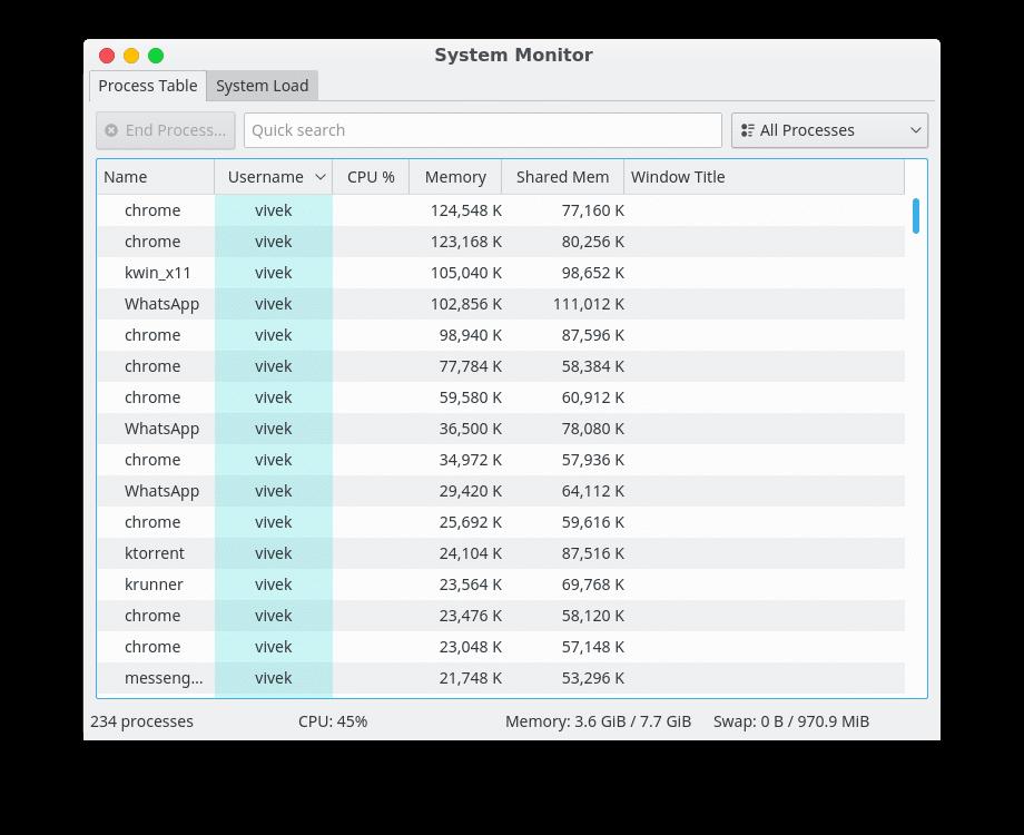 How To Restart KDE Plasma Desktop Without Rebooting