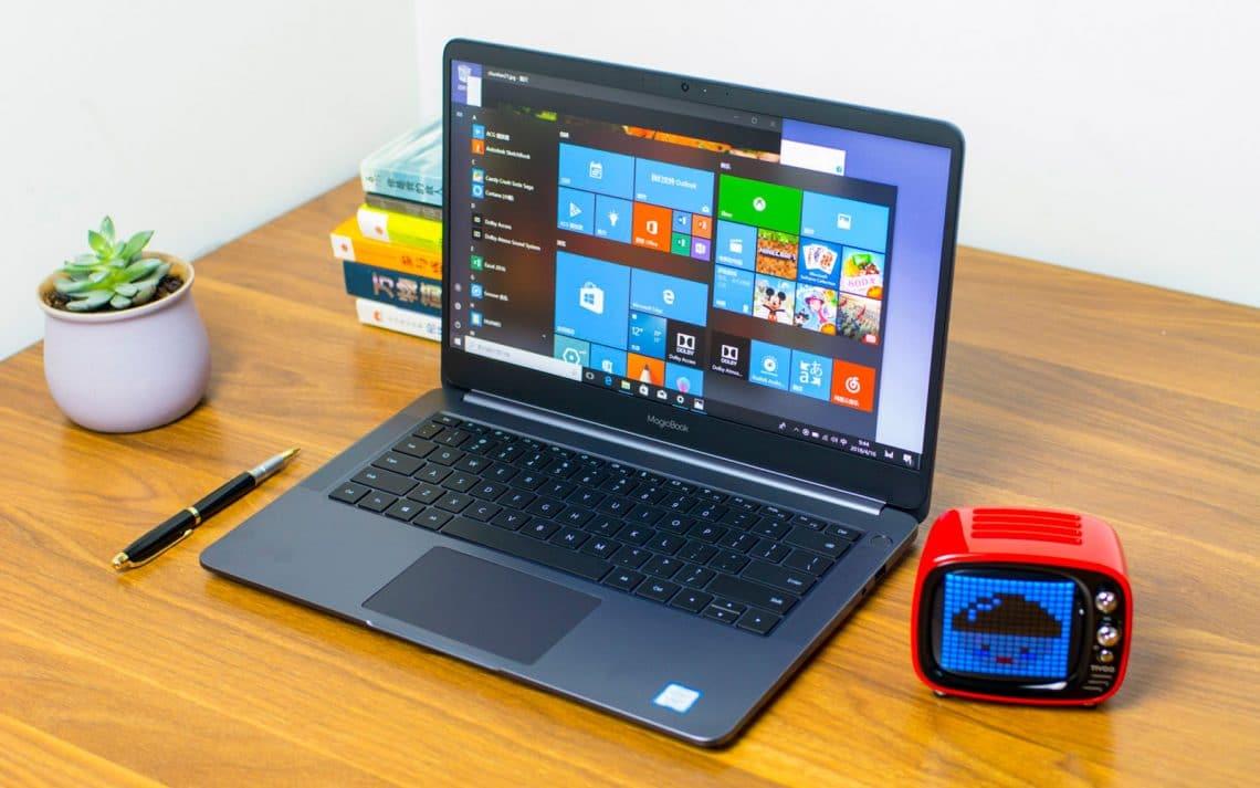 Honor MagicBook laptop