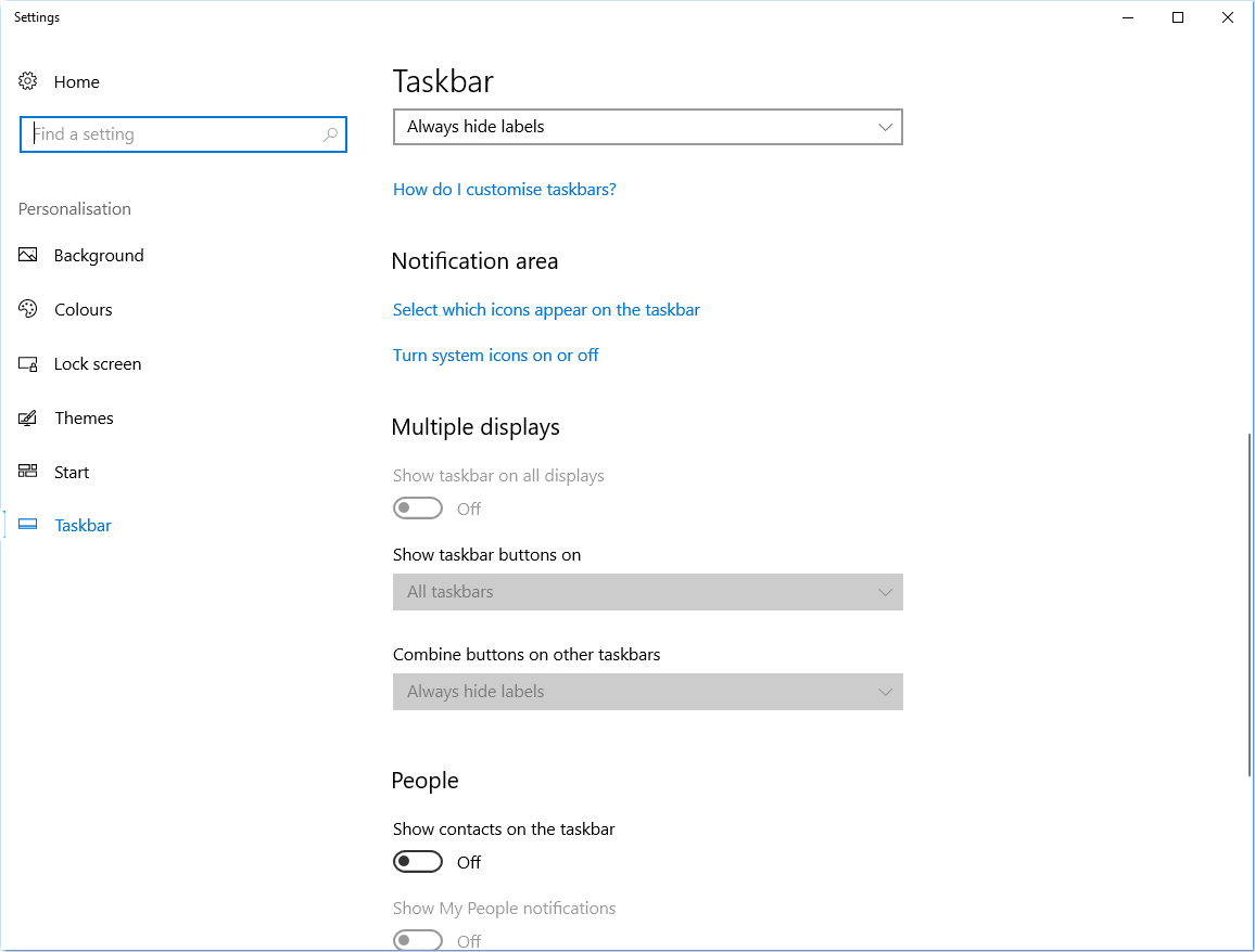 How To Customize Notifications And Action Center in Windows 10