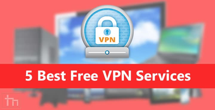 5 Best Free VPN Services
