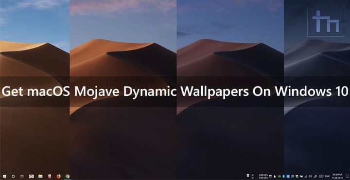 mac os mojave download for windows 10