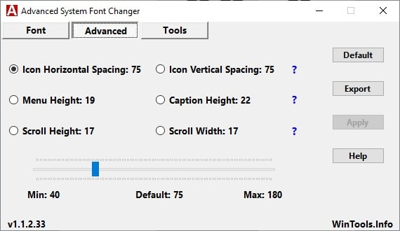 How To Change System Fonts on Windows 10