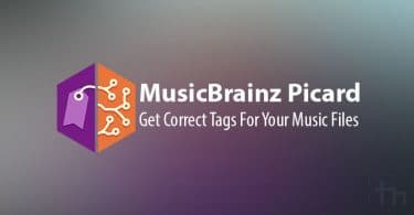 Get Correct Tags For Your Music Files With MusicBrainz Picard