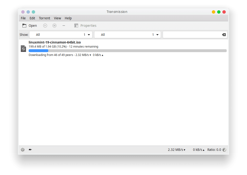 5 Best Linux Torrent Clients