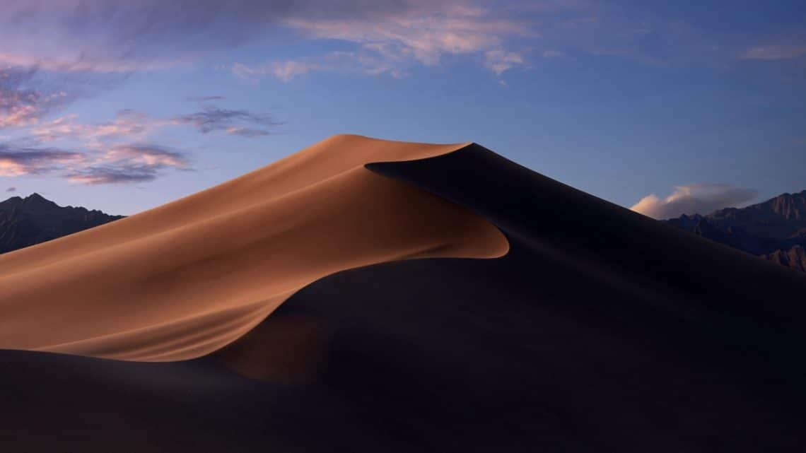 Download macOS Mojave Dynamic Wallpapers | Technastic