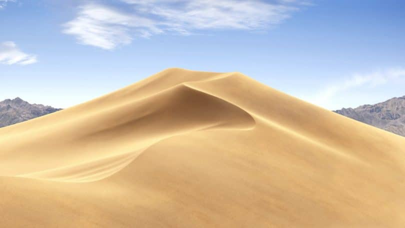 Download macOS Mojave Dynamic Wallpapers