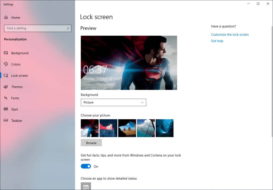 How To Save Spotlight Lockscreen Wallpapers on Windows 10