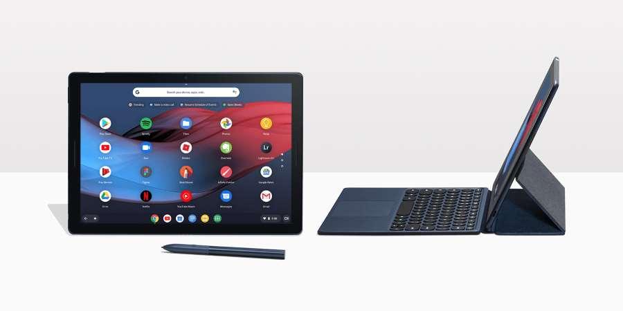 Slate Keyboard and Pixel Pen