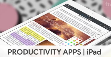 5 Best Productivity Apps for iPad