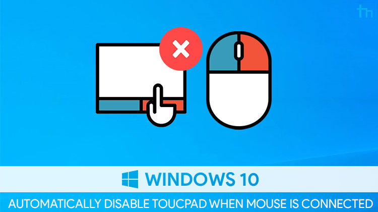 Turn Off Touchpad Windows