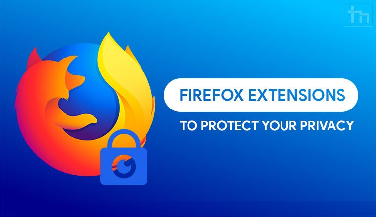 firefox privacy addons