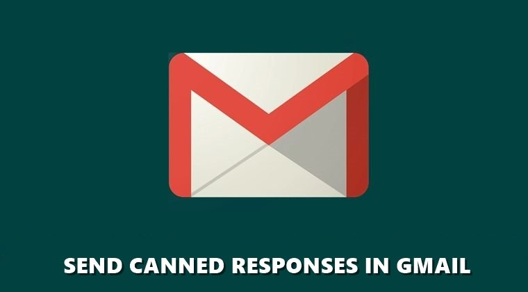 canned response feature