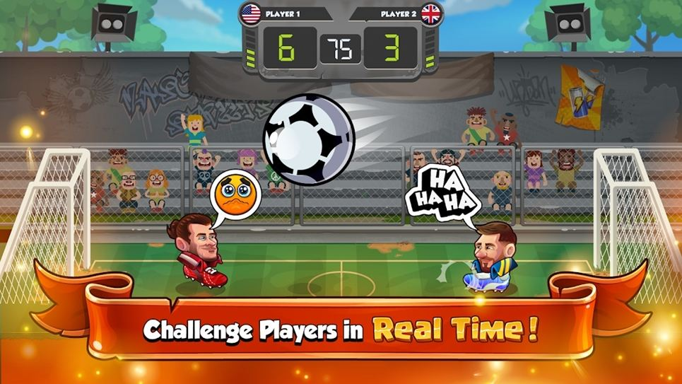 Head Ball 2 features