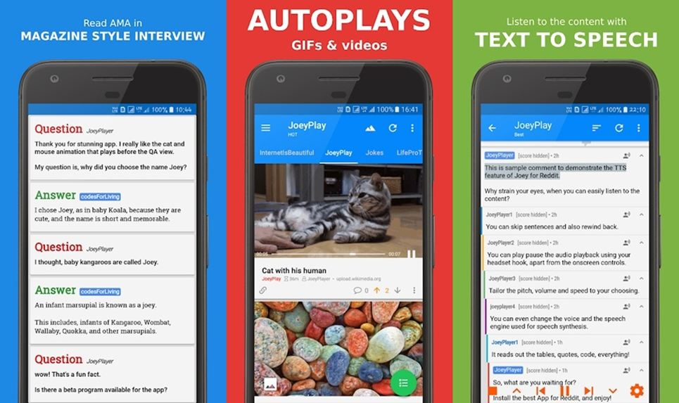 8 Best Reddit Apps For Android In 2020 Technastic