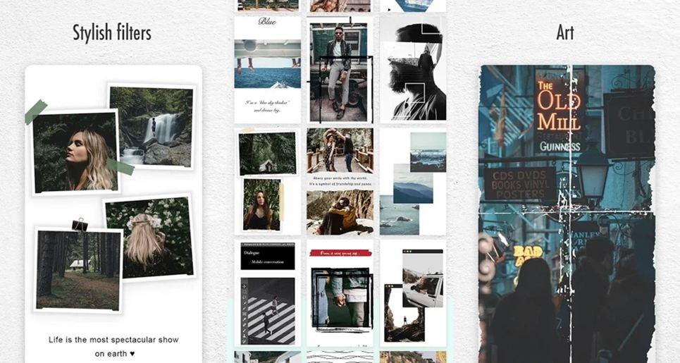 Mojito templates screenshots