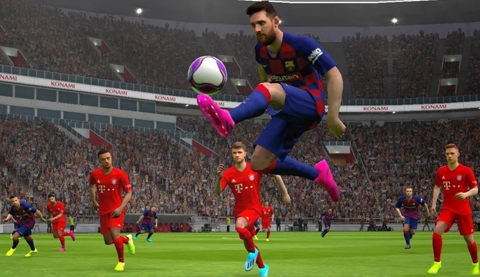 eFootball PES football games
