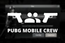 Create a crew in PUBG cover